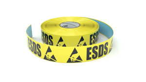 ESD: ESDS - Inline Printed Floor Marking Tape
