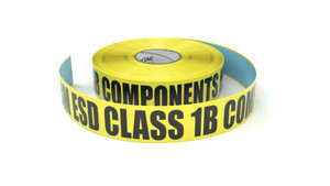 ESD: HBM ESD Class 1B Components Here - Inline Printed Floor Marking Tape