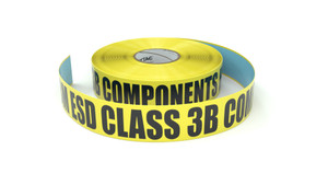 ESD: HBM ESD Class 3B Components Here - Inline Printed Floor Marking Tape