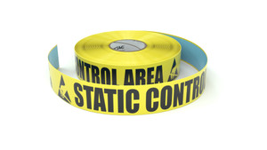 ESD: Static Control Area - Inline Printed Floor Marking Tape