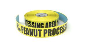 Food: Peanut Processing Area - Inline Printed Floor Marking Tape