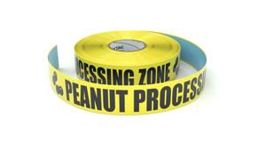 Food: Peanut Processing Zone - Inline Printed Floor Marking Tape