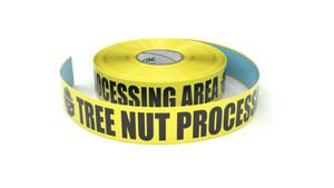 Food: Tree Nut Processing Area - Inline Printed Floor Marking Tape