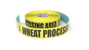 Food: Wheat Processing Area - Inline Printed Floor Marking Tape