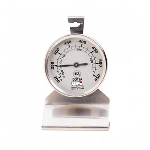 DIAL OVEN THERMOMETER NSF (Lot of 12)