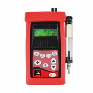 INDUSTRIAL COMBUSTION ANALYZER