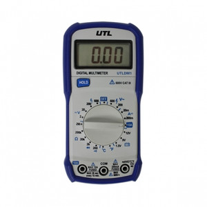 UTL DIGITAL MULTIMETER -MANUAL