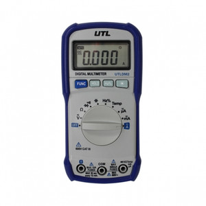 UTL DIGITAL MULTIMETER - AUTO