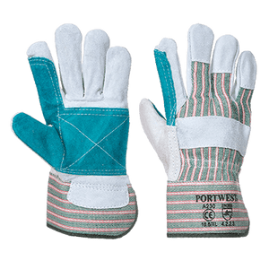 Portwest A260 Mens Driver Gloves Sheep Skin Leather Comfortable Hand Protection