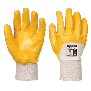 Portwest A330 Nitrile Light Knitwrist Glove
