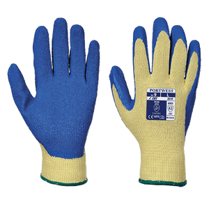 Portwest A610 ANSI Cut 3 Latex Grip Glove