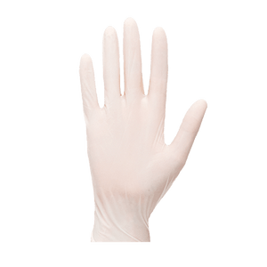 Portwest A910 Powdered Latex Disposable Glove