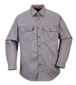 Portwest FR89 Bizflame 88/12 Flame Resistant Safety Shirt