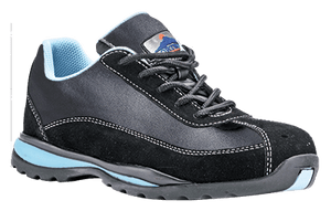 Portwest FW39 Steelite Steel Toe Ladies Safety Shoes