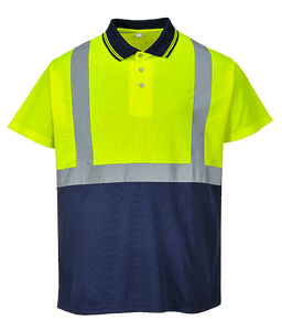 Portwest S479 Hi-Vis 2-Tone Polo Shirt