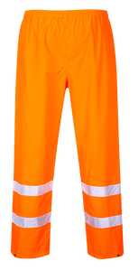 Hi-Vis Traffic Trouser, Orange