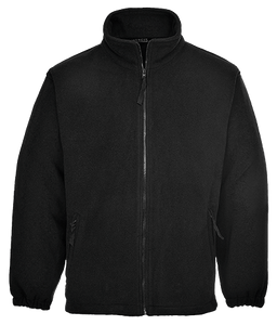 Aran Fleece, Black