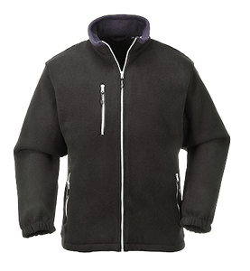 City Fleece, Black