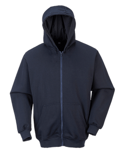 FR Hooded Zip Sweatshirt
