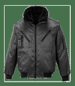 Pilot Jacket, Black