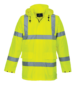 Lite Traffic Jacket, Yellow