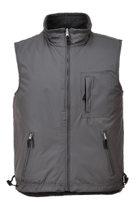 RS Reversible Bodywarmer, Gray