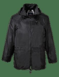 Classic Rain Jacket, Black