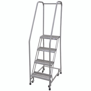 Cotterman 1000 Series Industrial Rolling Ladder
