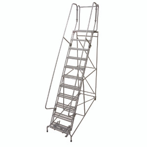 Cotterman 1500 Series Industrial Rolling Ladder