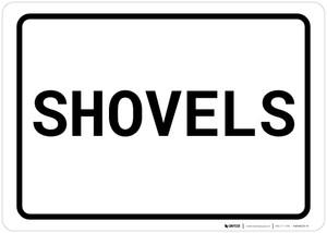 Shovels Landscape