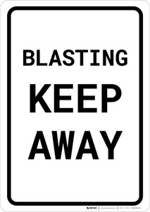 Blasting - Keep Away Portrait