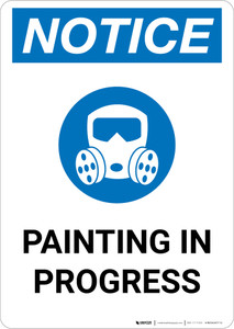 Notice: Painting In Progress with Icon Portrait