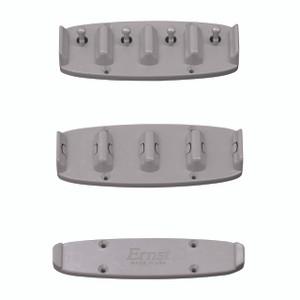 Magnetic Socket Organizer Mounting Kit - Gray
