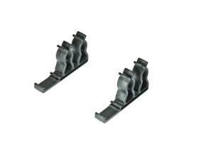 """3/8"""" Side Mount Ratchet & Extension Holder - Black-3/8"""""""
