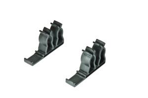 """1/2"""" Side Mount Ratchet & Extension Holder - Black-1/2"""""""