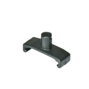 "1/4"" Dura-Pro Twist Lock Socket Clips - 15 pack - Black"