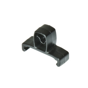 "3/8"" Dura-Pro HD Impact Socket Clips - 15 pack - Black"