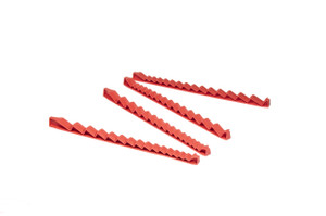 30 Tool No-Slip Low-Profile Wrench Rails - Red