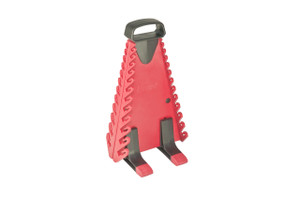 24 Tool Wrench Tool Tower - Red