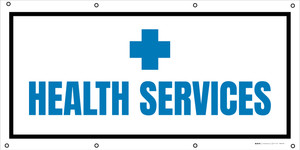 Health Services with Icon - Banner