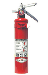 Amerex 2.5 Pound Multi-Purpose Fire Extinguisher
