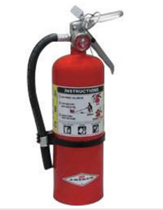 Amerex 5 Pound Multi-Purpose Fire Extinguisher