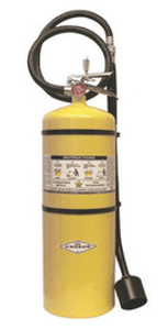 Amerex 30 Pound Sodium Chloride Fire Extinguisher