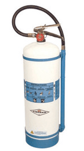 Amerex 2.5 Gal Deionized Water Fire Extinguisher