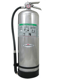 Amerex 2.5 Gal Stored Pressure Wet Chemical 2-A:K Fire Extinguisher