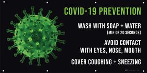 Covid-19 Prevention - Banner
