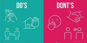 Do's And Don'ts - Banner