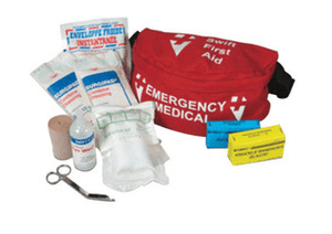 Honeywell North Small Trauma/Emergency First Aid Kit