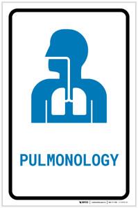 Pulmonology with Icon Portrait v2 - Label