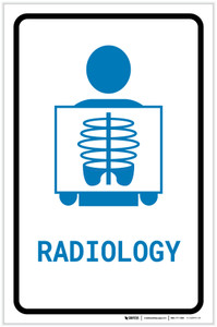 Radiology with Icon Portrait v2 - Label